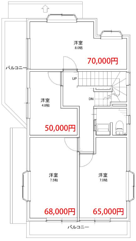 コワーキングオフィス・24 2F