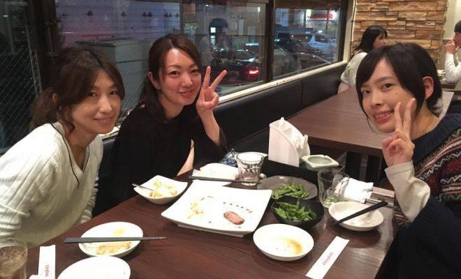 大宮ダイニングオモプラッタ イケメン店員 女子会