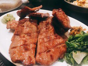 牛タン司 大宮 熟成牛タン焼き