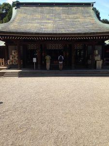 大宮氷川神社本殿