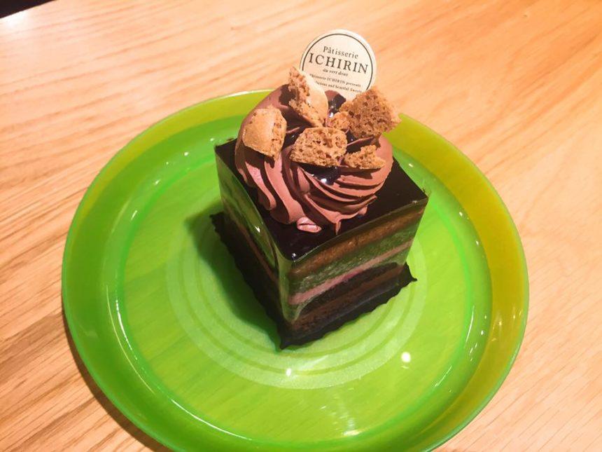 ICHIRIN チョコレートケーキ