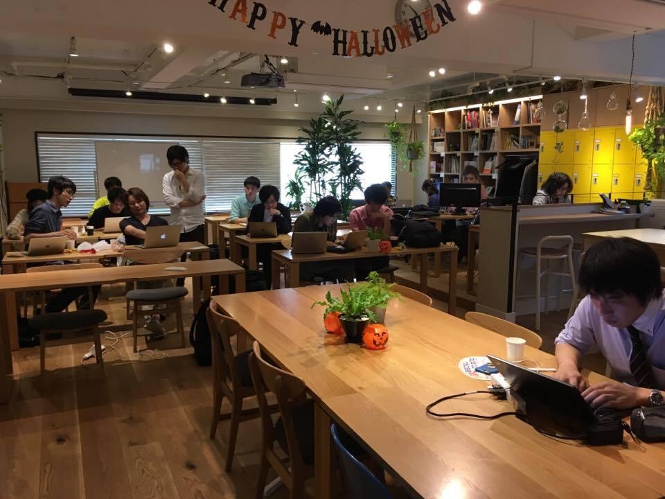 大宮 コワーキング カフェ