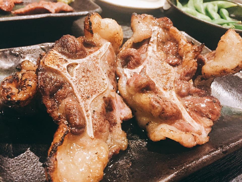 牛タン司 大宮 和牛テール焼き
