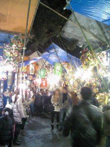 大宮氷川神社 十日市祭り
