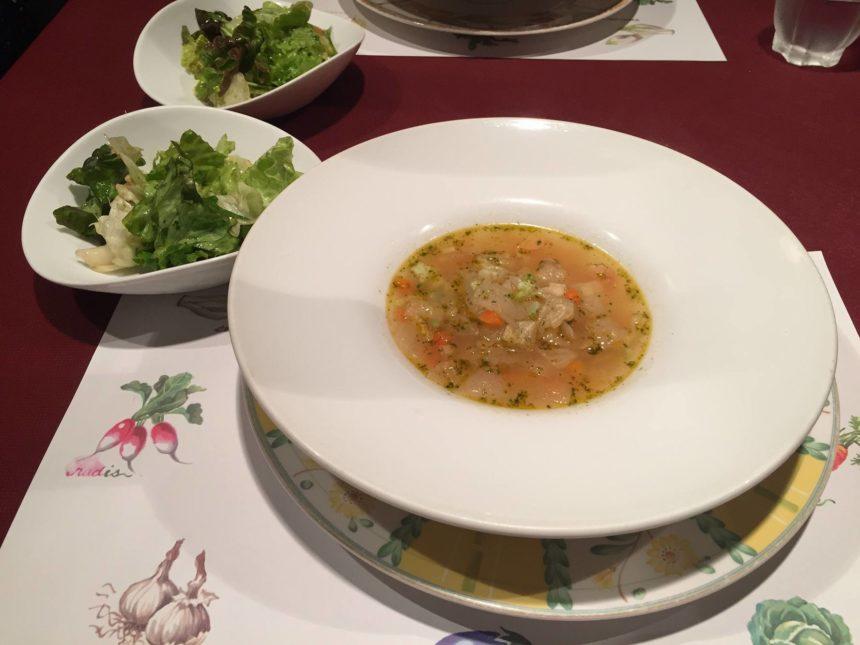 プロヴァンスヴェール野菜スープ