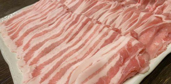 なるちゃん食堂のお肉